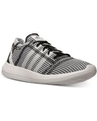 Adidas Mens Element Refine Js Running Sneakers From Finish Line - Lyst