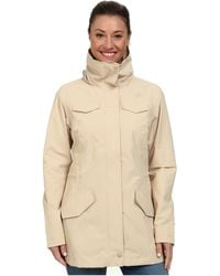 The North Face Beige Romera Jacket - Lyst
