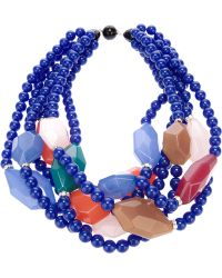 Antonella Filippini - Beaded Necklace - Lyst