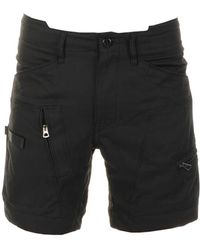G-star Raw Powel Field Straight Shorts - Lyst