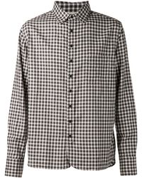 Rag & Bone Placket Shirt - Lyst