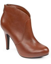 Me Too - Legacy Leather Ankle Boots - Lyst