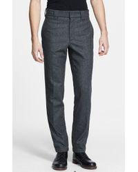 Rag & Bone Men'S 'Walker' Slim Fit Wool Blend Herringbone Pants - Lyst
