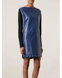 Vionnet Panelled Dress - Lyst