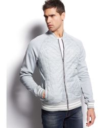 Puma Lifestyle Quilted Bomber Jacket - Lyst