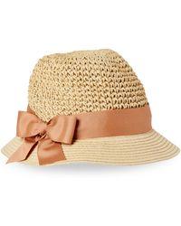 34062ff65bcaf Cloche Hats - Women's Cloche Hats - Lyst
