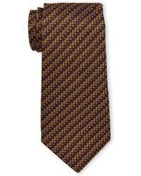 Missoni - Pattern Silk Tie - Lyst