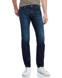 7 For All Mankind - Slimmy Straight Leg Jeans - Lyst