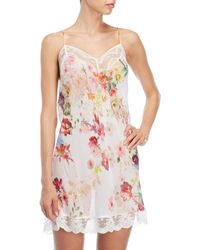 Rya Collection - Floral Princess Chemise - Lyst