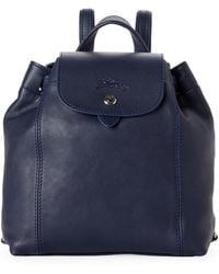 ae31a6d4866c Lyst - Longchamp Blue   Navy 2.0 Backpack in Blue