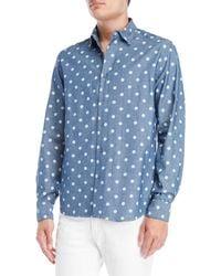 Le Mont St Michel - Polka Dot Shirt - Lyst
