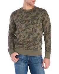 Dstrezzed - Floral Print Sweatshirt - Lyst