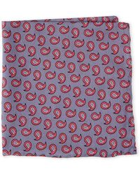 Vince Camuto - Boteh Print Pocket Square - Lyst