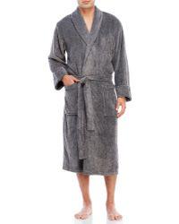 Daniel Buchler - Soft Plush Robe - Lyst