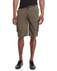 Buffalo David Bitton - Hevan Cargo Shorts - Lyst