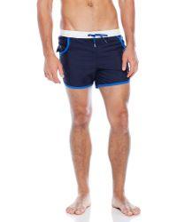 EFFEK - Pain Color Swim Shorts - Lyst