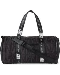Juicy Couture | Black Quilted Barrel Bag | Lyst