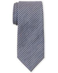 Armani Gray Stripe Tie