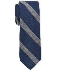 Ben Sherman - Slim Lauderdale Stripe Tie - Lyst