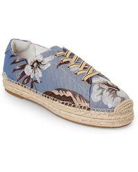 Paul & Joe - Blue Anna Espadrille Sneakers - Lyst