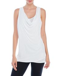 Bench - Duple Layered Tank Top - Lyst