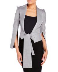 Boudicca - Asymmetrical Jacket - Lyst