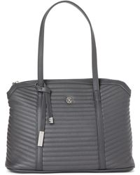 CXL by Christian Lacroix - Charlene Quilted Tote - Lyst