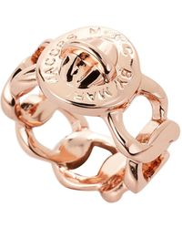 Marc By Marc Jacobs - Rose Gold-tone Katie Ring - Lyst