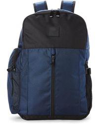 PUMA - Navy Thunder Laptop Backpack - Lyst
