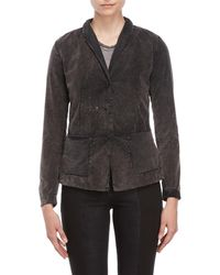 Transit - Washed Cotton Jacket - Lyst