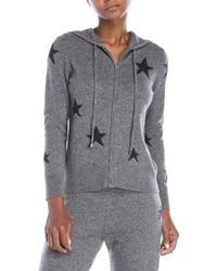 Ply Cashmere - Petite Star Cashmere Hoodie - Lyst