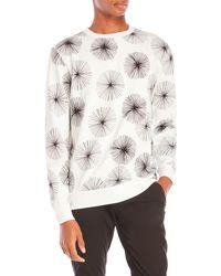 Antony Morato | Fleece Printed Sweater | Lyst
