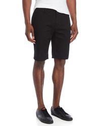 Indigo Star - Jiban Stretch Twill Shorts - Lyst
