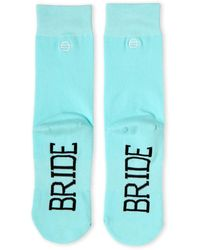 Sockart - Bride Crew Socks - Lyst