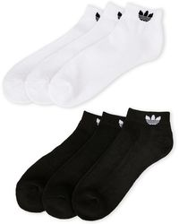 adidas - 6-Pack Original Low-Rise Socks - Lyst