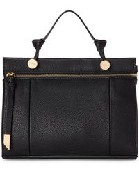 Foley + Corinna - Black Dione Mini Satchel - Lyst