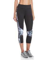 Alala - Block Cropped Athletic Tights - Lyst