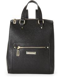Tahari - Black Condo Backpack - Lyst