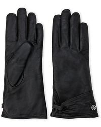 Adrienne Vittadini | Leather Gloves | Lyst