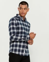 Native Youth - Cambridge Check Shirt - Lyst