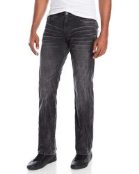 True Religion - Ricky Relaxed Straight Corduroy Pants - Lyst