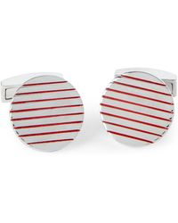 Bugatchi - Round Cuff Links - Lyst