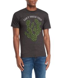 Headline Shirts - Can't Touch This Tee - Lyst