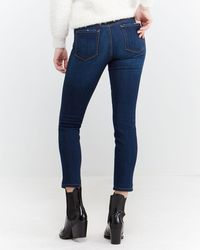 Jessica Simpson Royal Forever Rolled Ankle Jeans