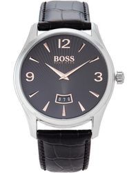 BOSS - 1513425 Two-tone Command Watch - Lyst