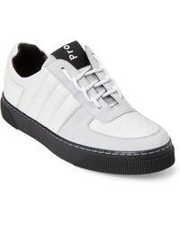 Proenza Schouler - Open White Low-top Sneakers - Lyst
