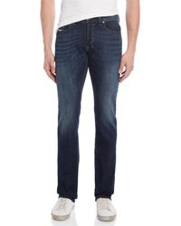 DIESEL - Safado-r Regular Slim-straight Jeans - Lyst