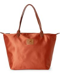 It's The Girl By Junior Drake | Pottery Clay Sport Tote | Lyst