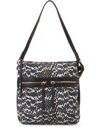 Franco Sarto - Nylon Melinda Messenger Bag - Lyst