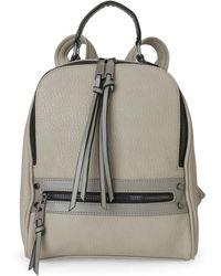 Moda Luxe - Grey Samantha Backpack - Lyst